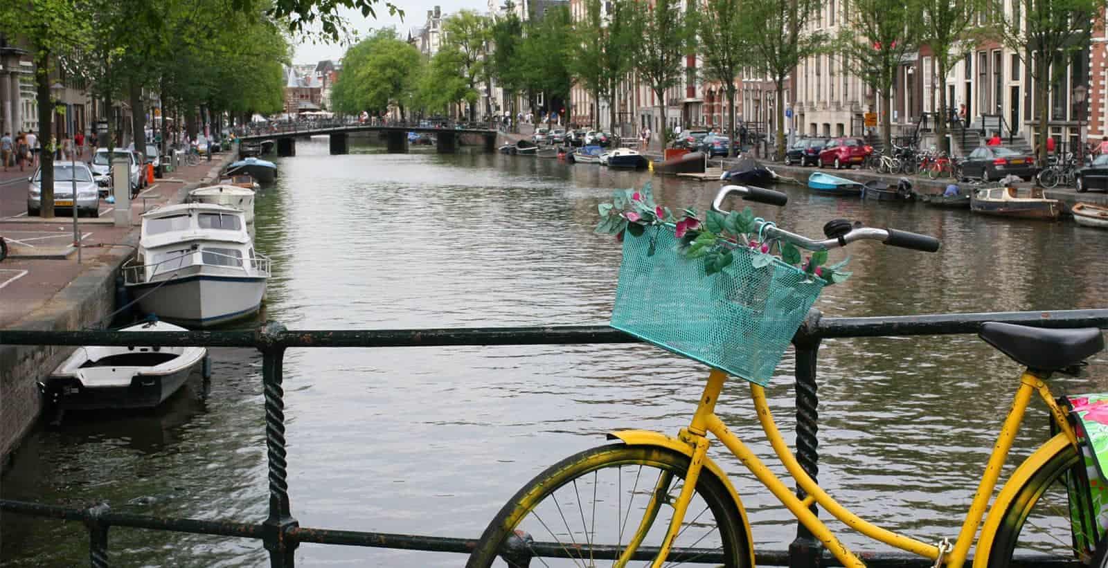 Oh, op die fiets!