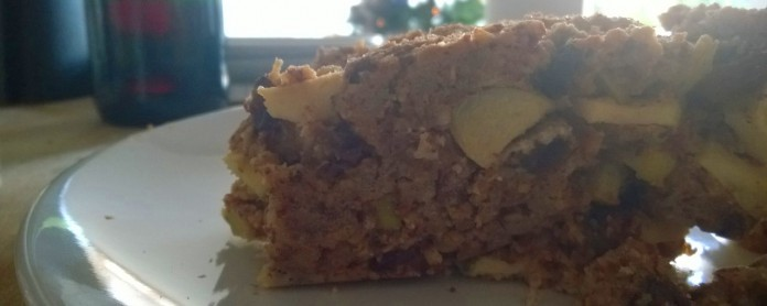 Je kunt alle soorten appels gebruiken voor de appelcake. Ik gebruikte één keer groene appels en twee keer zoete. Smaakte beide prima!