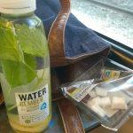 Tip van de dag: flesje water mét