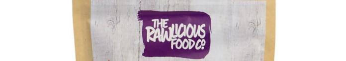 De coco biscuits komen van de Rawlicious Food Company.