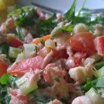 [recept] Tonijnsalade met aardappeltjes