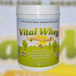 [review] Vital whey vanille (eiwitpoeder)