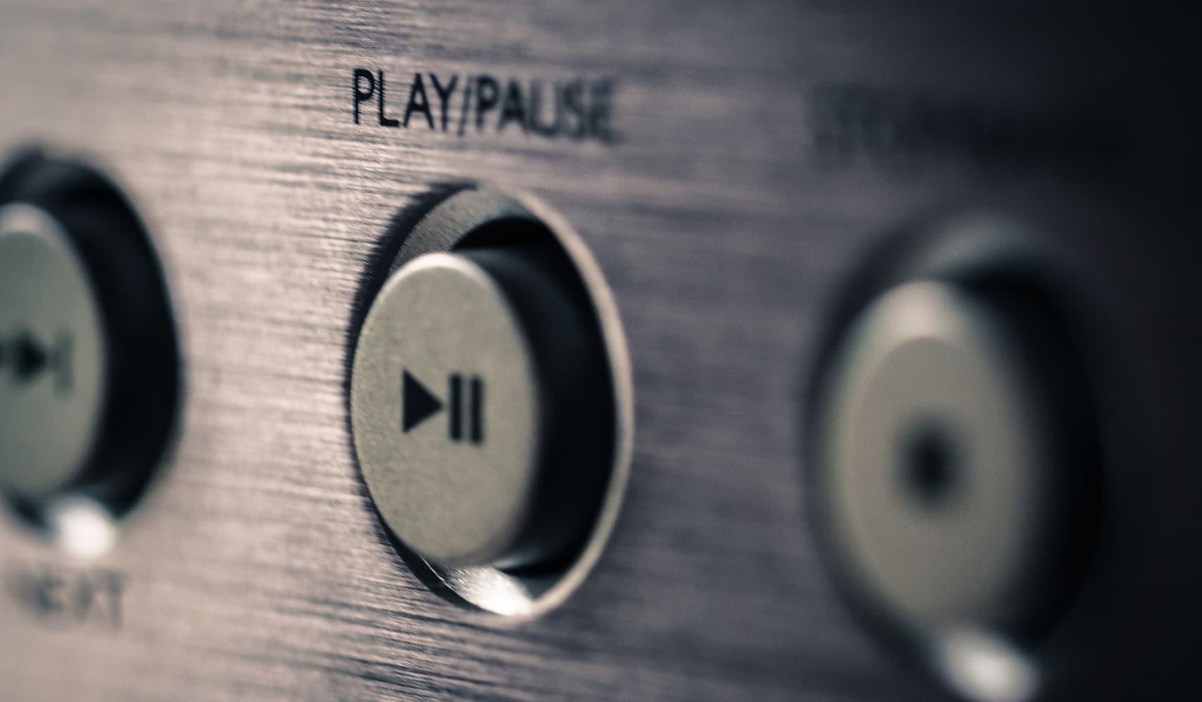 Goed om te weten: de knop omzetten is geen kwestie van aan of uit.