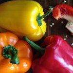 Hoeveel kleuren paprika's zijn er?