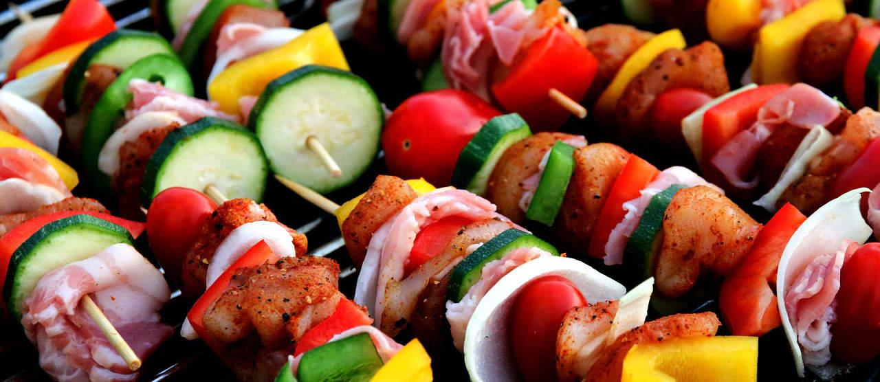 Zijn rauwe groentes beter voor je of kun je ze lekker grillen?