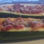 [recept] Courgettebootjes in 2 varianten