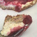 [recept] Eiwitrijke cheesecake met fruit
