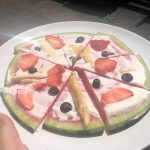 [traktatie] Meloenpizza