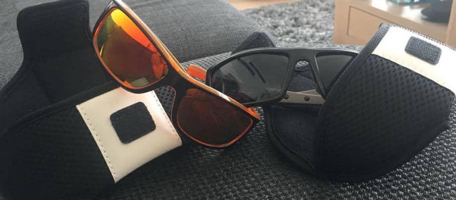 Hardlopen met zonnebril - goed idee of niet?