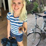 De fietstocht: 200 kilometer voor een kopje thee