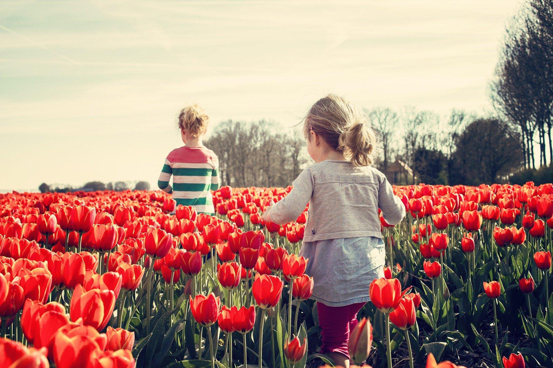 9 manieren om optimaal van de lente te genieten